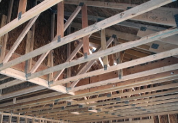 Wood Truss Design And Estimation Timber Engineering Mitek Software World Engineering Services Private Limited
